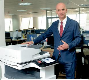 Снизили расходы на печать в АО «Кредит ЕвропаБанк»